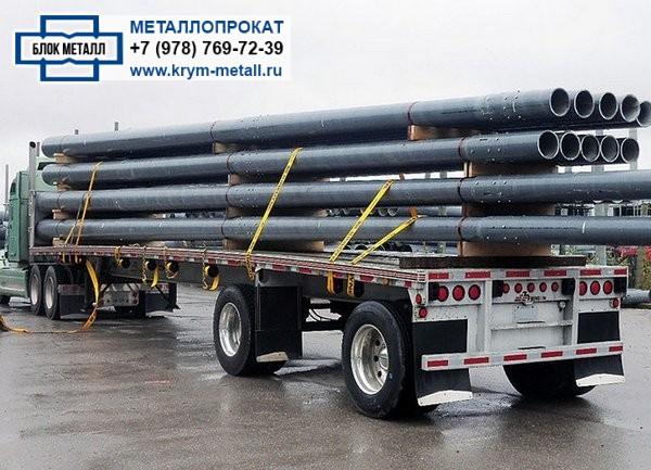 Доставка металлопроката в Севастополе