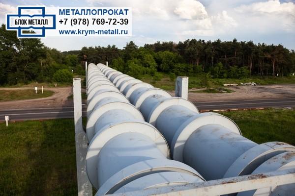 Опоры трубопроводов Севастополь, Крым