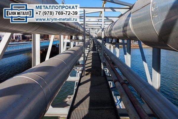 Подвески трубопроводов Севастополь, Крым