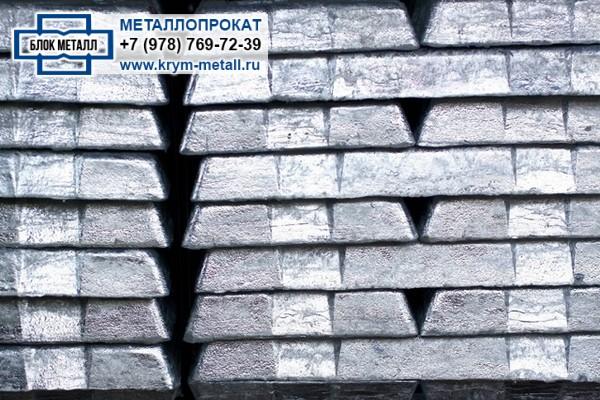 Прокат цинка Севастополь, Крым