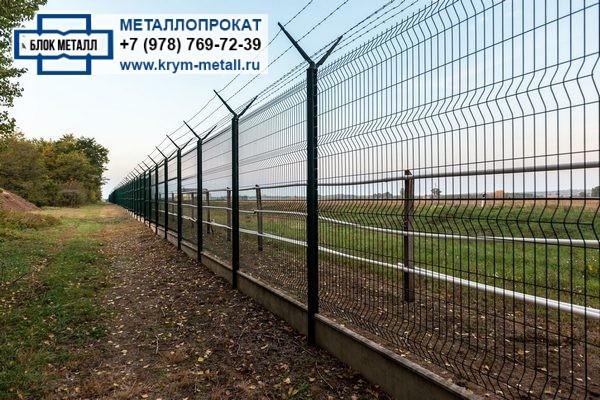 Заборы и ограждения Севастополь, Крым